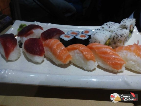 Restaurante Sushi Chan