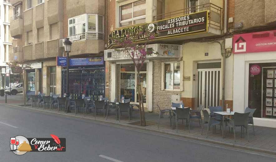 Bar El Filo de la Navaja en Albacete