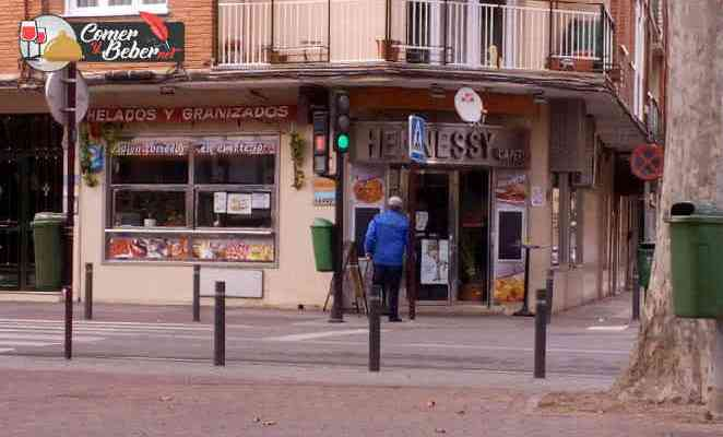 bar cafetería hennessy albacete