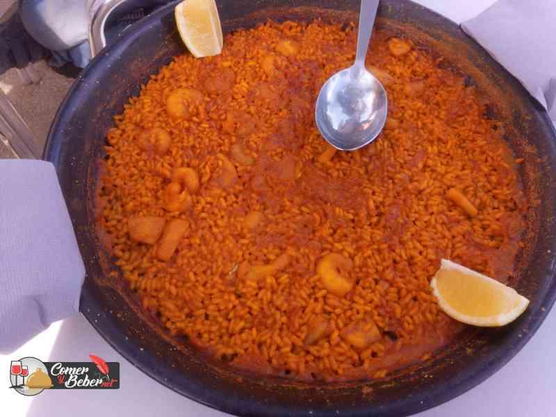 arroz batiburrillo