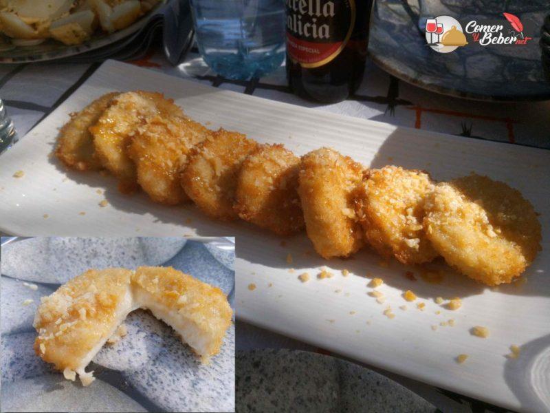 queso frito explosivo