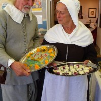 An Invitation To A Stuart Banquet