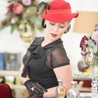 Interview: Gloria Holloway From Vintage Hair Lounge