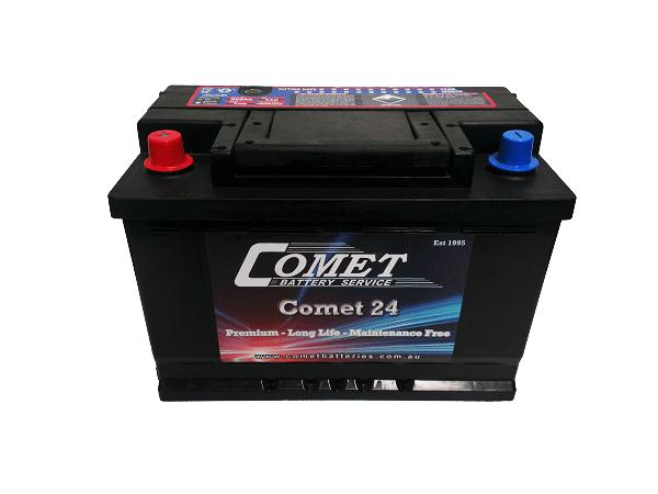 Comet 24  66RHMF D