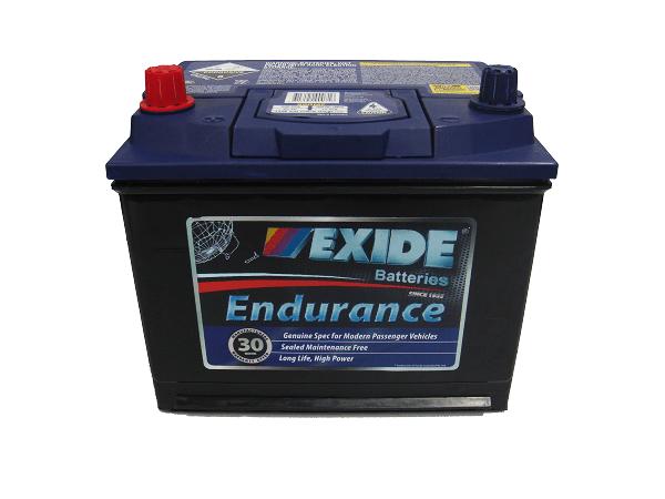 EXIDE ENDURANCE 52DMF D