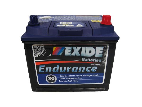 EXIDE ENDURANCE 54CMF D