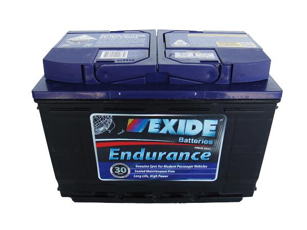 EXIDE ENDURANCE 66HMF D