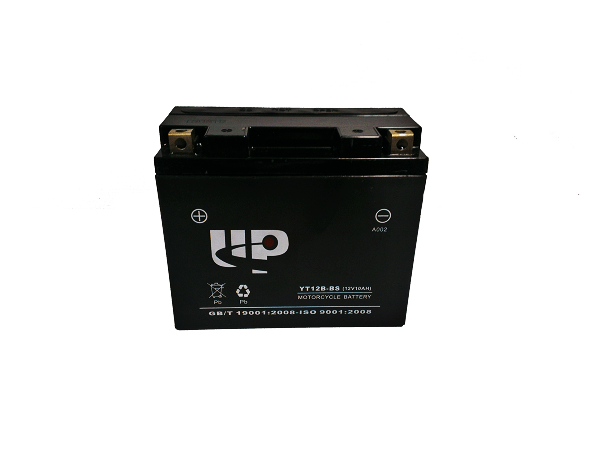 UP MOTORCYCLE BATTERY YT12B-BS D