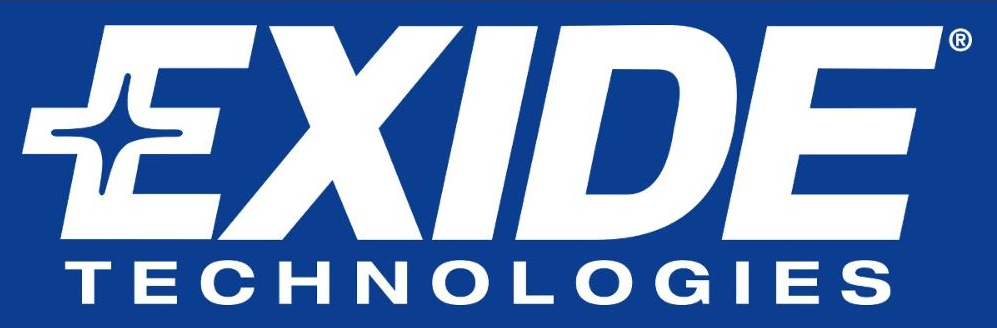 Exide Battery Logo b