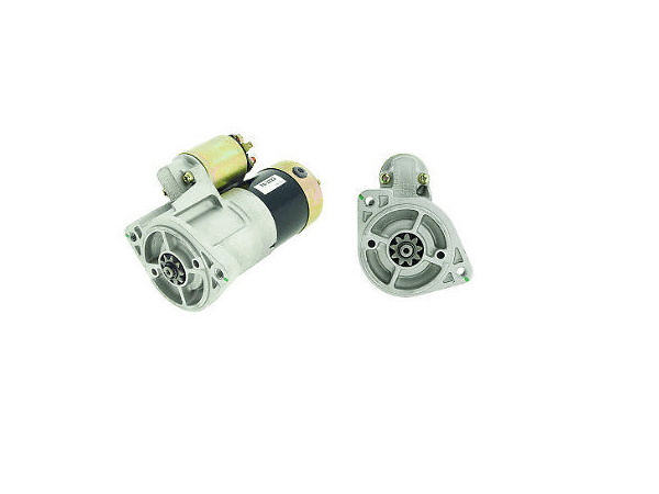 New for NISSAN 200SX S15 SR20DET Turbo MPFI 4cyl 2.0L 6sp Man starter motor  2