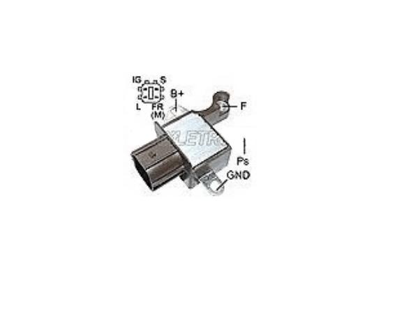 REGULATOR-VR-H2005-85 Alternator voltage regulator for TOYOTA camry 2AZ-FE Denso 2