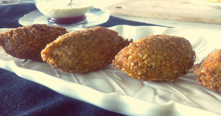 Receita de Falafel – bolinhos de grão demolhado
