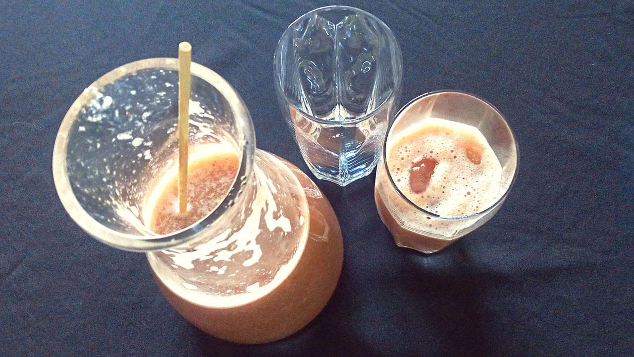 Sumo de Melância, Lima e Kiwi – um boost de sabor!