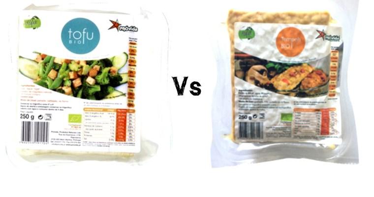 Tofu vs Tempeh – qual a diferença?