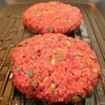 hambúrgueres de grão