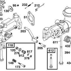 Briggs And Stratton 6 Hp Carburetor Diagram 2006 Dodge Ram Tipm Wiring Flathead - Parts :: Raptor Engine Parts, Flat Head Engine...