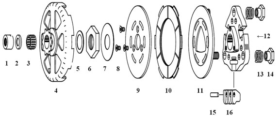 KPV Engine Parts :: 2-Cycle Engine Parts :: Engines