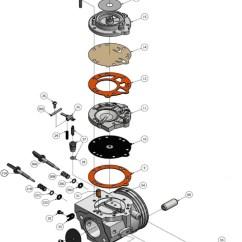 Parts Of A Comet Diagram Human Cell To Label Printable Tillotson Carburetor :: Carburetors Engines & Kart Sales