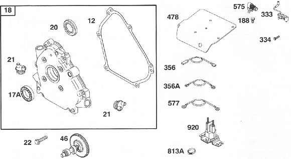 Briggs World Formula Parts :: Briggs Engine Parts :: 4