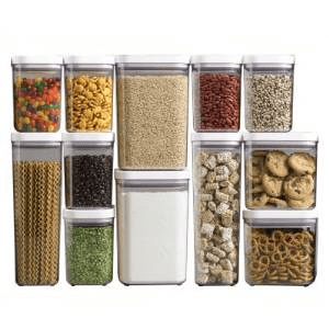 maximize your kitchen storage space with oxo containers - come to order®