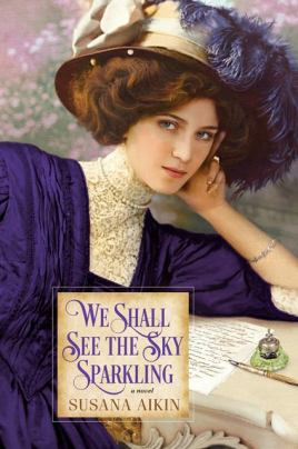 We Shall See the Sky Sparkling book cover