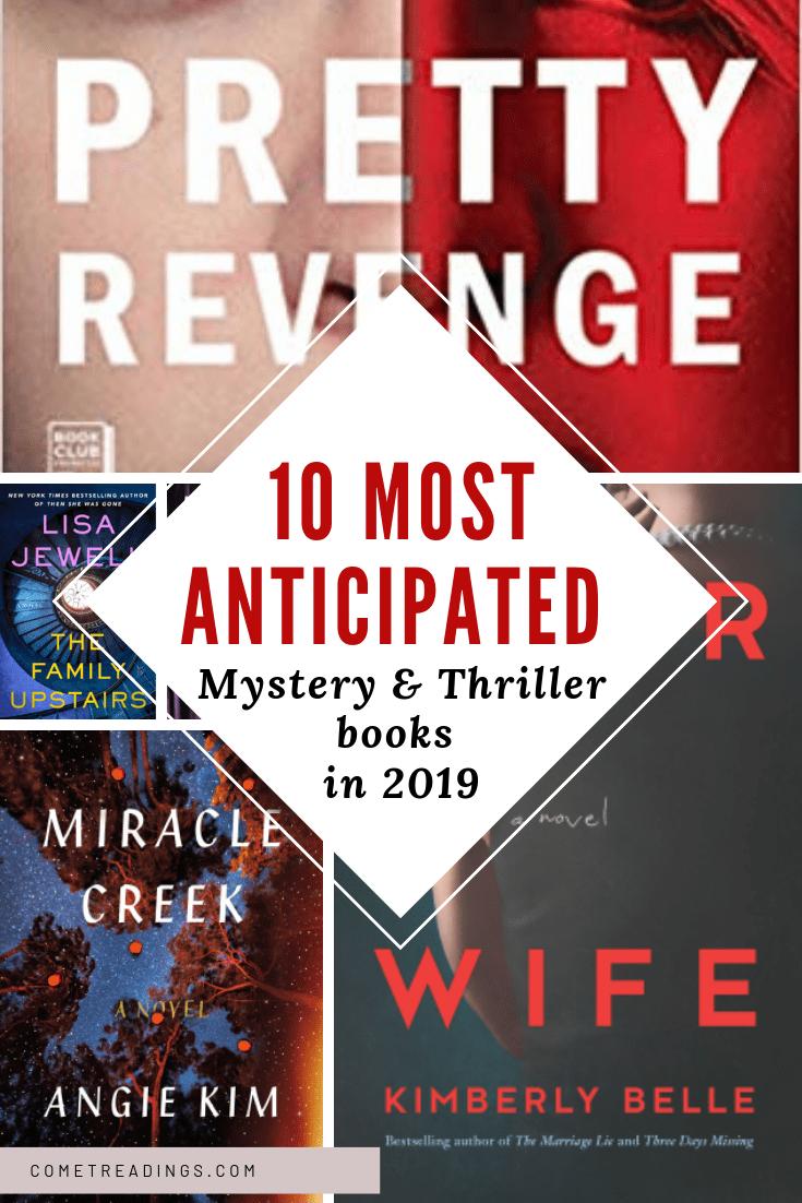 10 Most Anticipated MT books in 2019 1