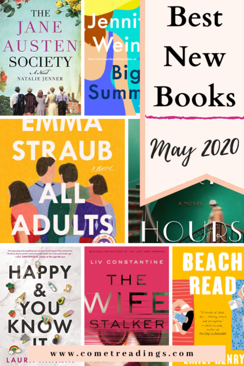 Best New Books - May 2020