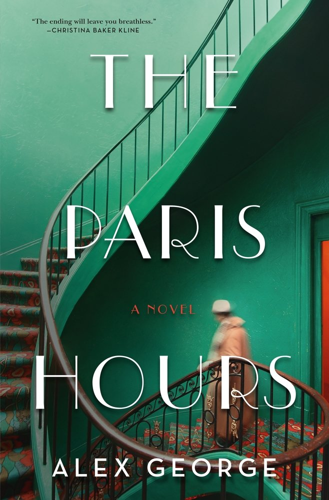 The Paris Hours book cover