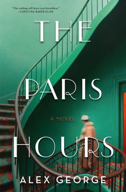 The Paris Hours book cover