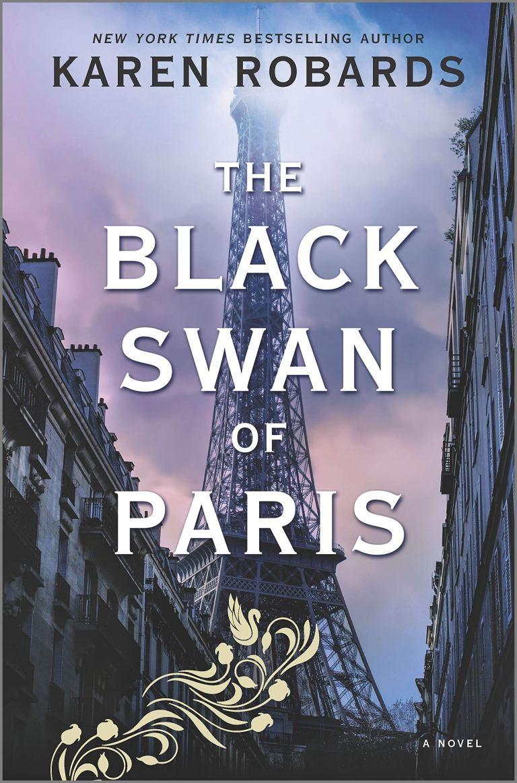 The Black Swan of Paris book cover