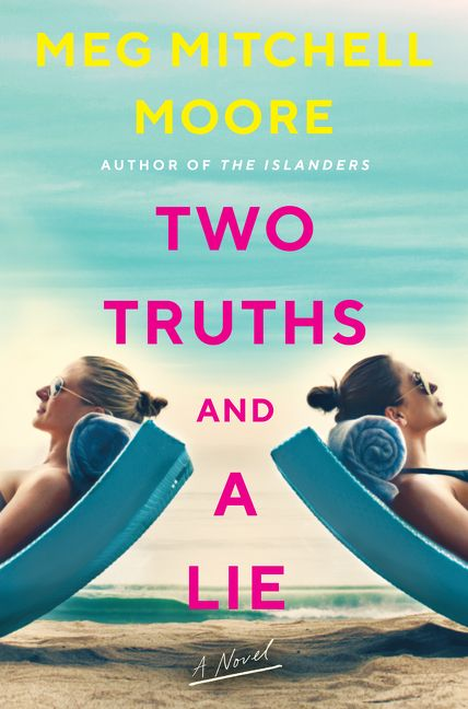 Two Truths and a Lie book coverd a Lie