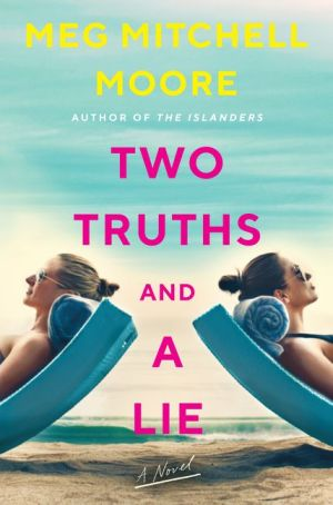 Two Truths and A Lie book cover