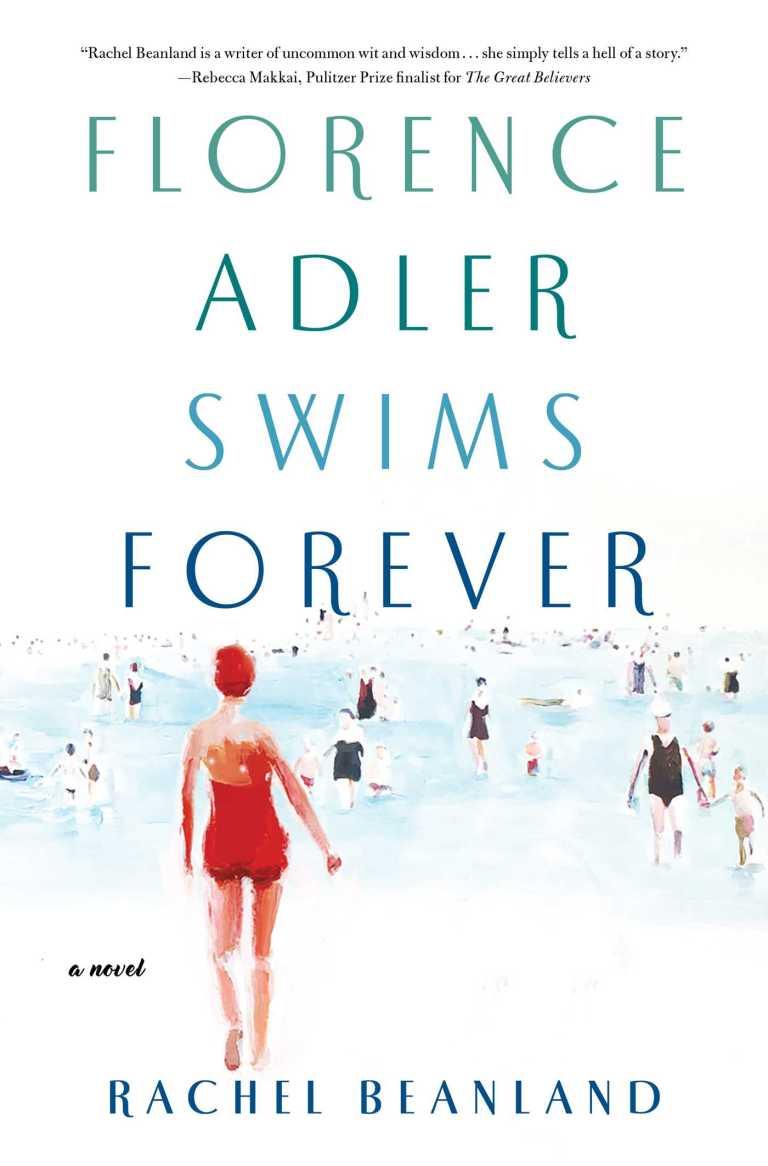 Florence Adler Swims Forever book cover