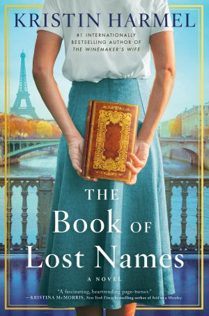 The Book of Lost Names book cover