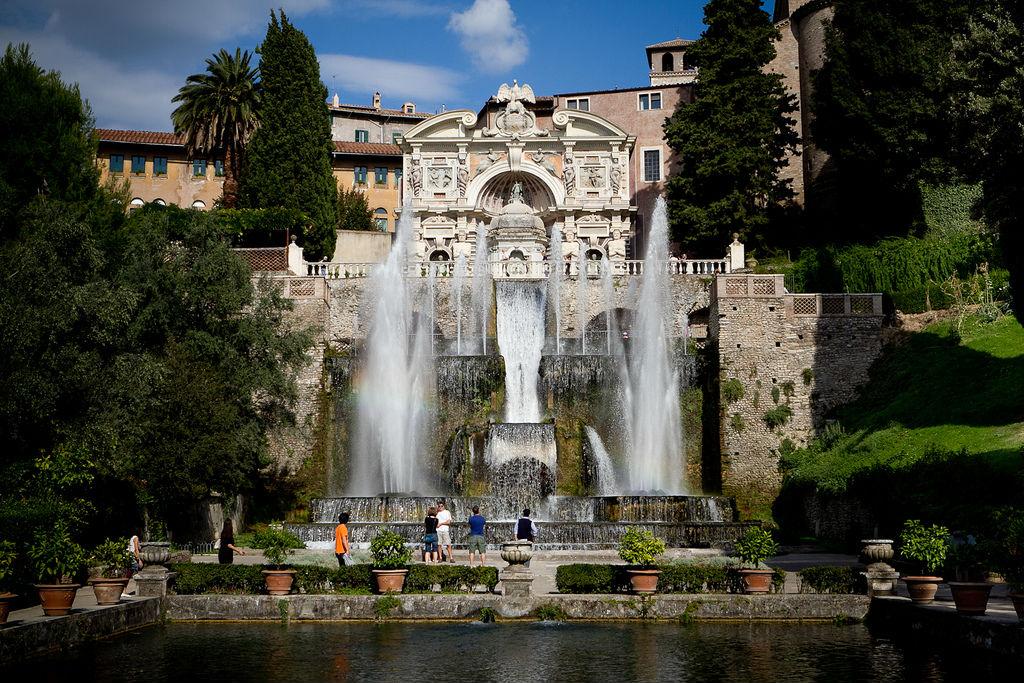 Villa dEste Tivoli orari visite e prezzi  ComeViaggiare