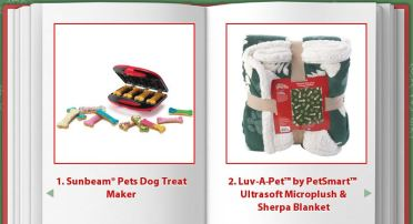 Sunbeam Pets Dog Treat Maker - Luv-A-Pet Sherpa Blanket