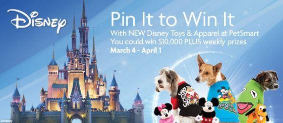 PetSmart Pin it to Win it