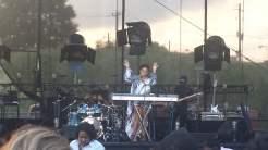 John Legend all of me tour - Marsha Ambrosius