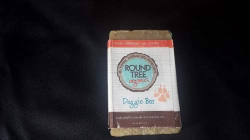 PawPack - Doggie Bar Round Tree Organics