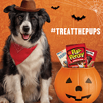 #TreatThePups This Halloween! #Ad