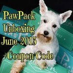 Pawpack Unboxing June ft