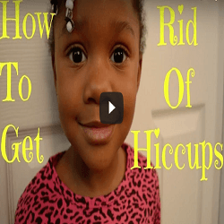 How to Get Rid of Hiccups!