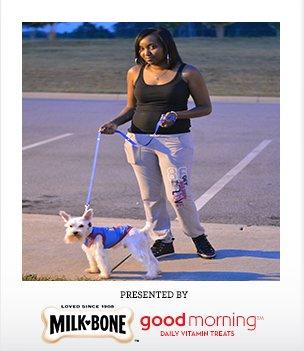 #MilkBoneMorning - ComeWagAlong.com