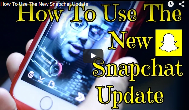 How to Use SnapChat Selfie Lenses