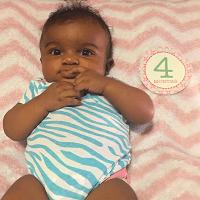 Baby Update: 4 Months