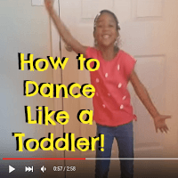 How to Dance Like a Toddler #NFChronicles