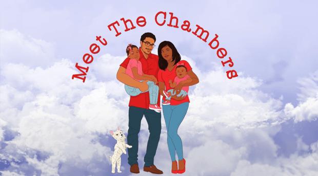Meet The Chambers Family Vlog