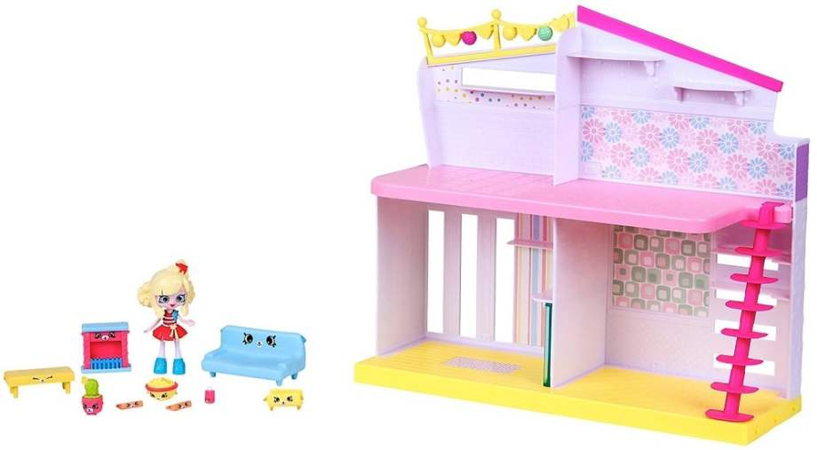 Happy Places Shopkins House Playset - ComeWagAlong.com Holiday Gift Guide: Gifts for Kids