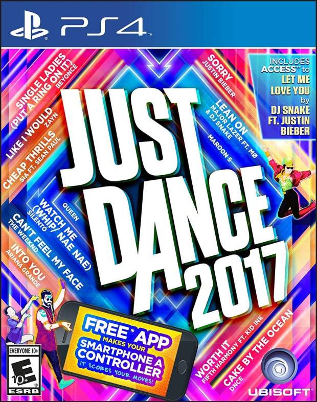 Just Dance 2017 - ComeWagAlong.com Holiday Gift Guide: Gifts for Kids