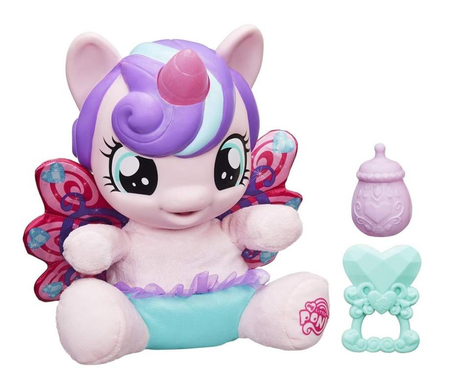 My Little Pony Explore Equestria Baby Flurry Heart Pony - ComeWagAlong.com Holiday Gift Guide for Toddlers